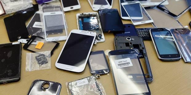 La guerre contre la contrefaçon lancée sur les réseaux sociaux - La DH