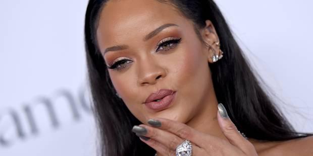 Petit coup de mou pour Rihanna - La DH