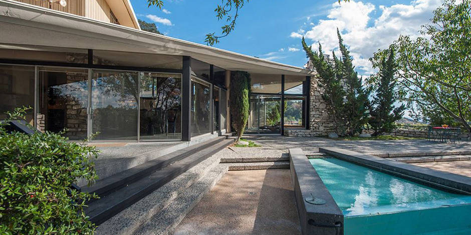 Luc Besson s'offre la propriété de Charlton Heston à L.A. (PHOTOS)