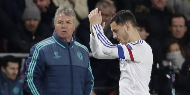 """Hiddink: """"Hazard ? Il n'a jamais dit qu'il voulait partir ! - La DH"""