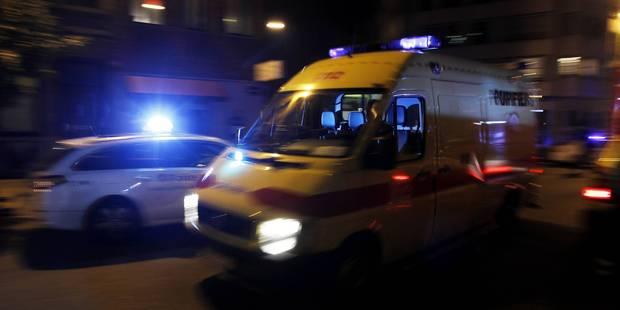Un homme se tue sur la route de Macon � Momignies