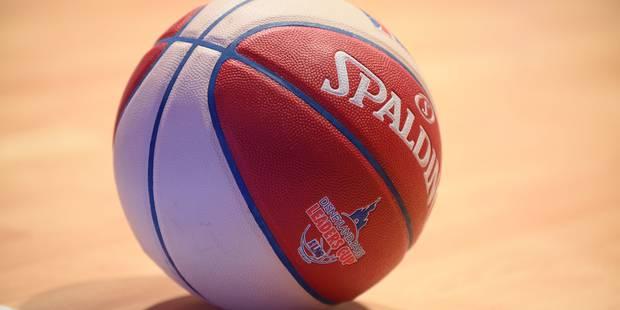 FIBA Europe Coupe: Anvers bat Villeurbanne et se qualifie pour les quarts - La DH