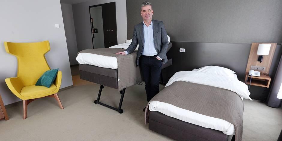 L'hôtel hôpital: un concept qui séduit en Flandre