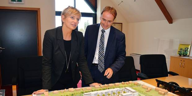 Waterloo: le Coeur de Ville à l'enquête publique - La DH