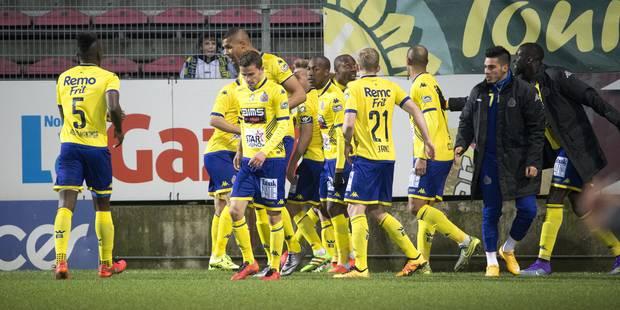 Charleroi joue avec son bonheur contre Waasland-Beveren (2-3) - La DH
