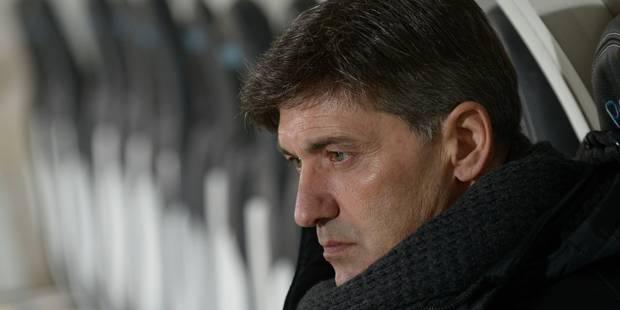 """""""Mazzù n'est pas remis en cause, loin de là"""": Mehdi Bayat soutient son coach - La DH"""