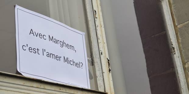 Carnaval de Tournai: les langues de vipère dézinguent Marghem et Demotte (IMAGES) - La DH