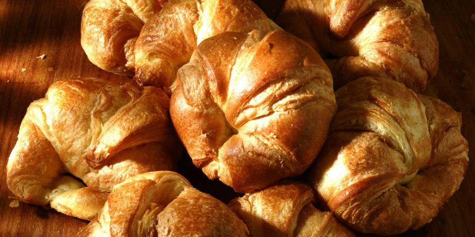 5 adresses où trouver un bon croissant à Bruxelles