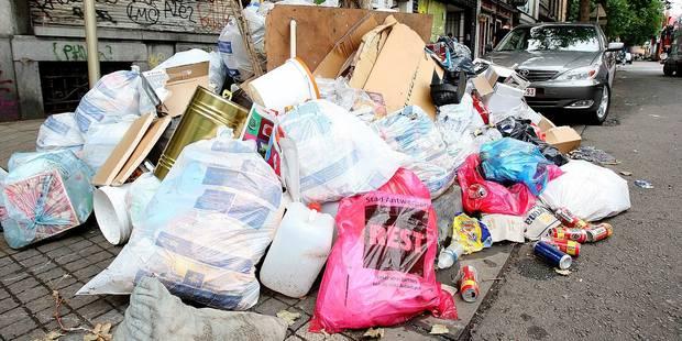 Charleroi: 10.000 tonnes de détritus ramassées chaque année - La DH