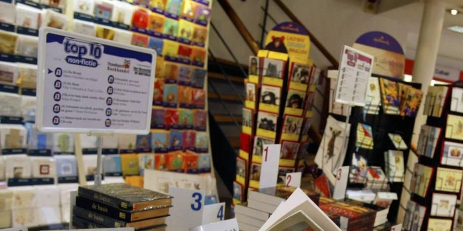 Fourbechies: un braqueur malhabile tente de s'attaquer à une librairie