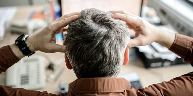 Le stress a causé 1 000 ans d'absence dans l'administration fédérale en 2014 - La DH