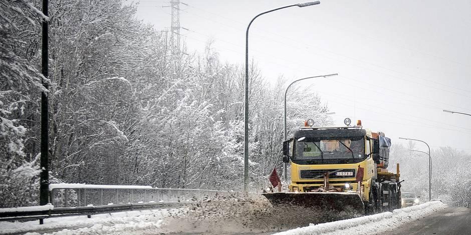 Prudence sur les routes: la situation dans votre région ce lundi matin