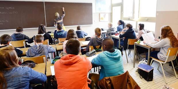 Enseignement général technique professionnel orientation choix option cycle réseau décret étudiant enseignant professeur secondaire cours école collège classe élève