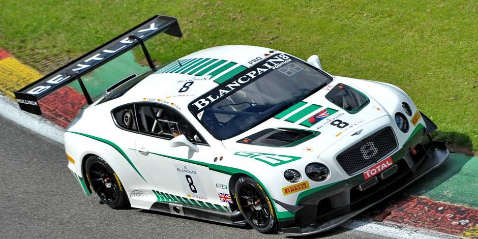 Wolfgang Reip pour remplacer Buhk chez Bentley ?
