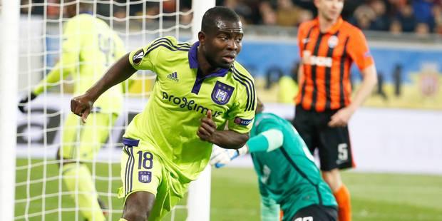 Acheampong sélectionné pour la deuxième fois dans l'équipe de la semaine de l'Europa League - La DH