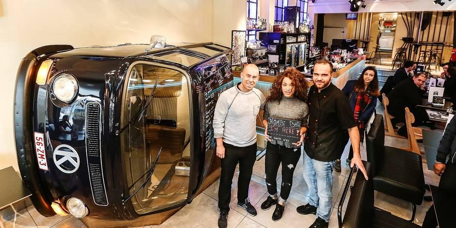 Resto de la semaine: La DH a testé le Kombi Bar à Bruxelles - La DH