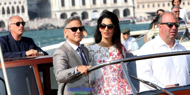 Faites comme George Clooney: mariez-vous en Italie, c'est tendance ! - La DH