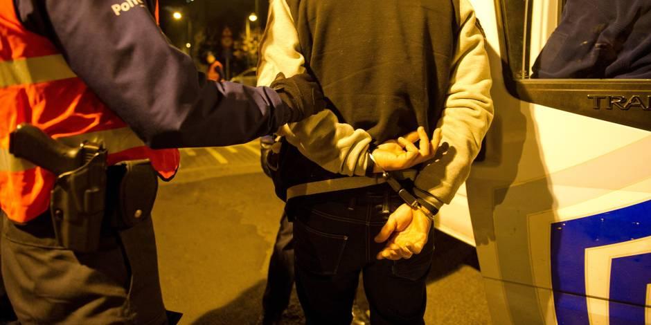 Coups de feu à Charleroi: deux individus interpellés
