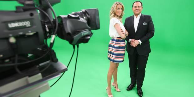 """Tapis rouge à RTL: Visite royale pour """"Place royale"""" - La DH"""