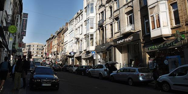 La rue des Tongres en plein boom - La DH