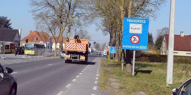 Les camions ne sont pas les bienvenus à Basècles - La DH