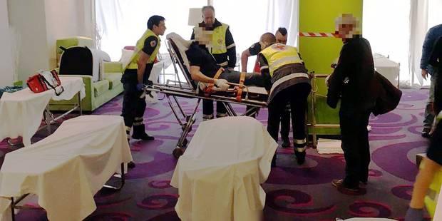 """Attentats de Bruxelles: Journée """"inhumaine"""" aux urgences à Erasme - La DH"""