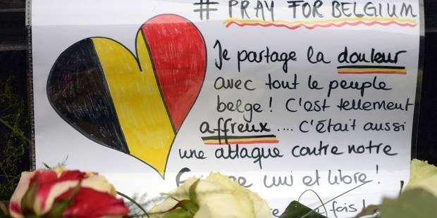 """Attentats à Bruxelles: """"ne laissez pas les personnes seules avec leur récit"""" - La DH"""