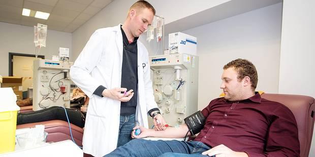 Mons: les donneurs de sang se bousculent - La DH