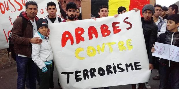 Florennes: les réfugiés craignent les amalgames - La DH