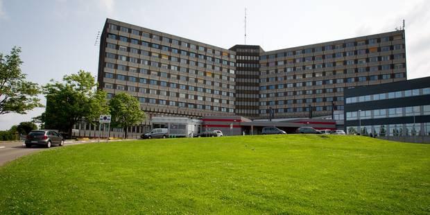 La Louvière: alerte à la bombe au CHU Tivoli - La DH