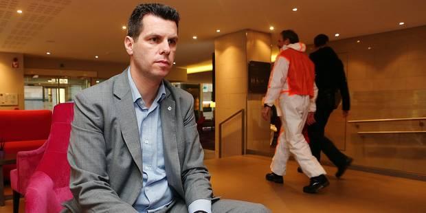 """Attentats de Bruxelles: """"Je n'ai rien d'un héros"""" - La DH"""