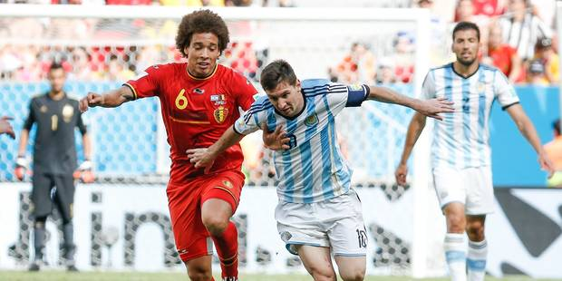 Les Diables rouges vont perdre leur 1ère place au classement FIFA - La DH