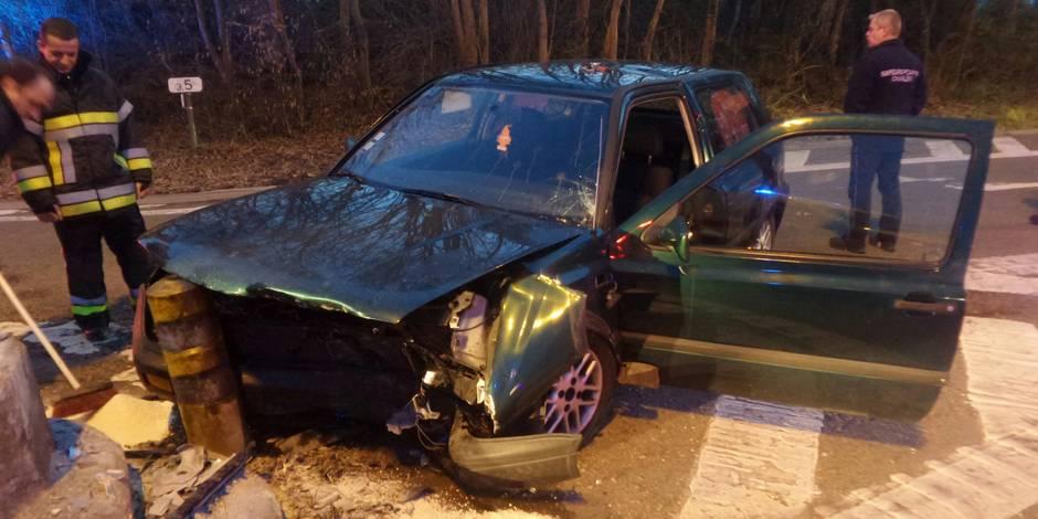 Accident terrible à Mont-sur-Marchienne : cinq blessés dont deux enfants