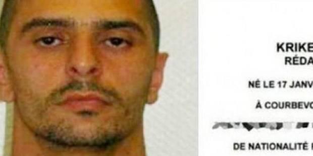 Projet d'attentat déjoué en France: Reda Kriket a vécu à Ixelles - La DH