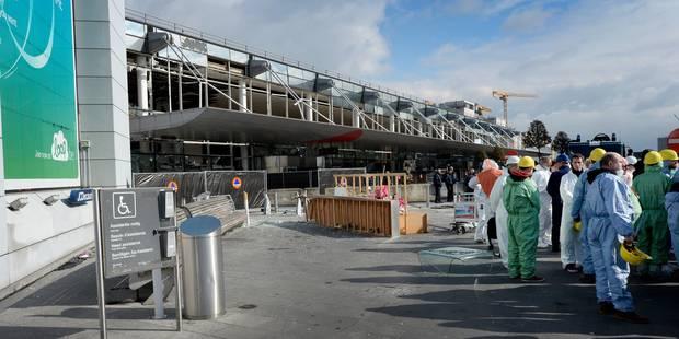 Au redémarrage, l'aéroport de Zaventem ne pourra enregistrer que 800 passagers de l'heure au lieu de 5000 - La DH