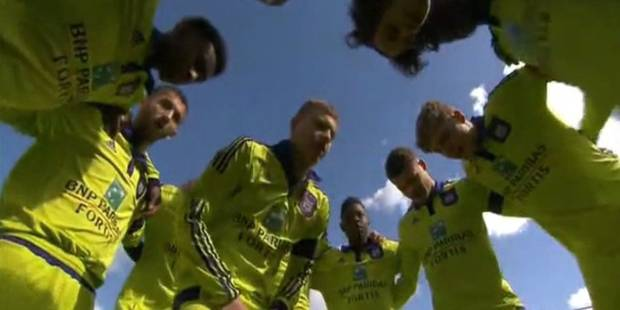 Les U17 d'Anderlecht s'inclinent en finale de la Future Cup - La DH