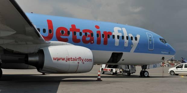 Jetairfly volera depuis l'aéroport d'Ostende jusqu'au 10 avril, Thomas Cook opèrera depuis Liège - La DH