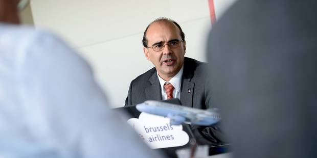 """Bernard Gustin, CEO de Brussels Airlines: """"Depuis mardi, on réalise l'impossible tous les jours"""" - La DH"""