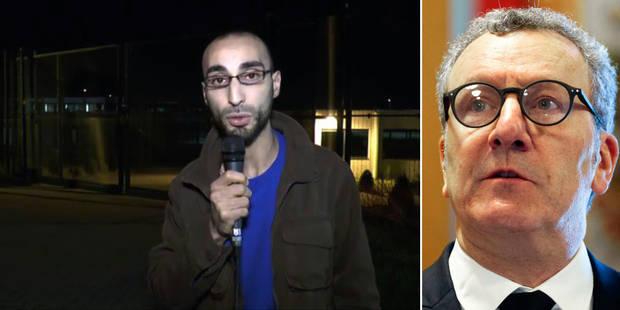 """L'avocat de Fayçal Cheffou attaque Yvan Mayeur: """"C'est gravissime"""" (VIDEOS) - La DH"""