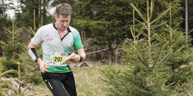Michel Bastin, champion de Belgique - La DH