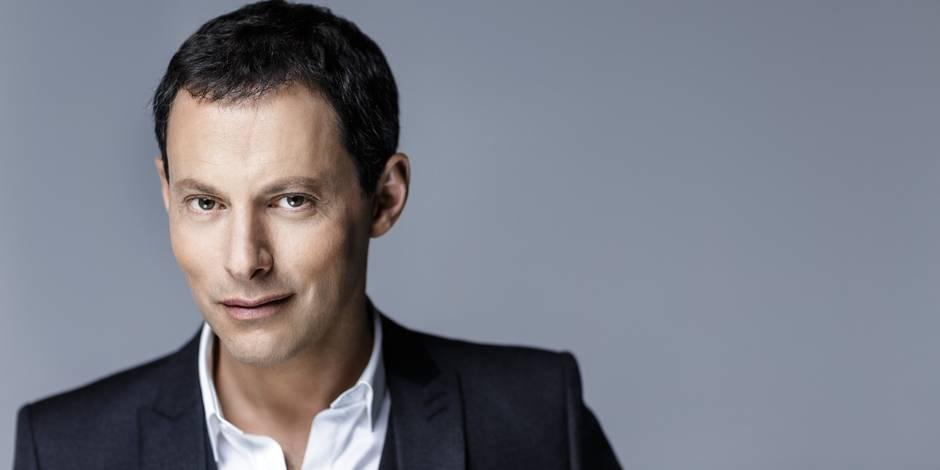 """Marc-Olivier Fogiel: """"Sur le plateau de RTL-TVi, j'ai pleuré. Je n'étais plus dans mon rôle de journaliste? - La DH"""