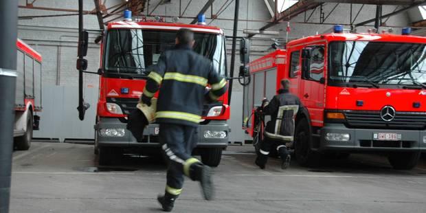 Un incendie d'origine criminelle dans un immeuble de Ciney - La DH