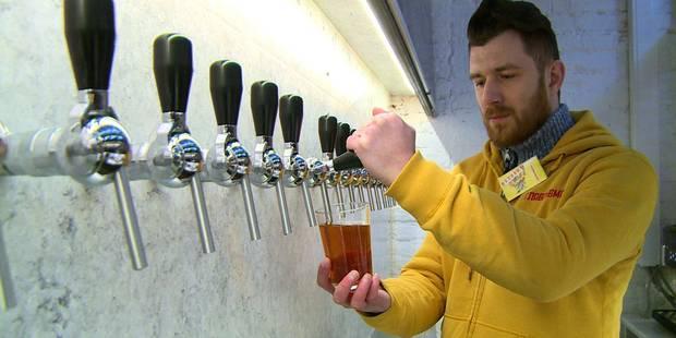 A Moscou, la bière artisanale fait de plus en plus d'adeptes - La DH