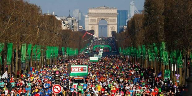 Les commentateurs de France Télévisions se moquent d'un marathonien amateur et font (encore) polémique - La DH