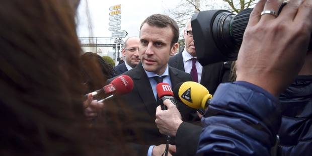 """France: le ministre Emmanuel Macron lance un """"mouvement politique nouveau"""" - La DH"""