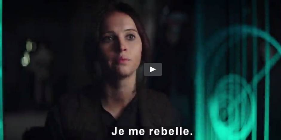 Une bande-annonce pour Star Wars: Rogue One ! (VIDEO)