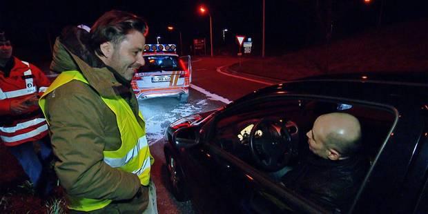 Stéphane Pauwels va patrouiller avec la police - La DH