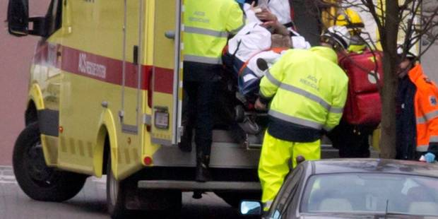 Etalle: une conductrice tuée dans une collision avec plusieurs véhicules - La DH