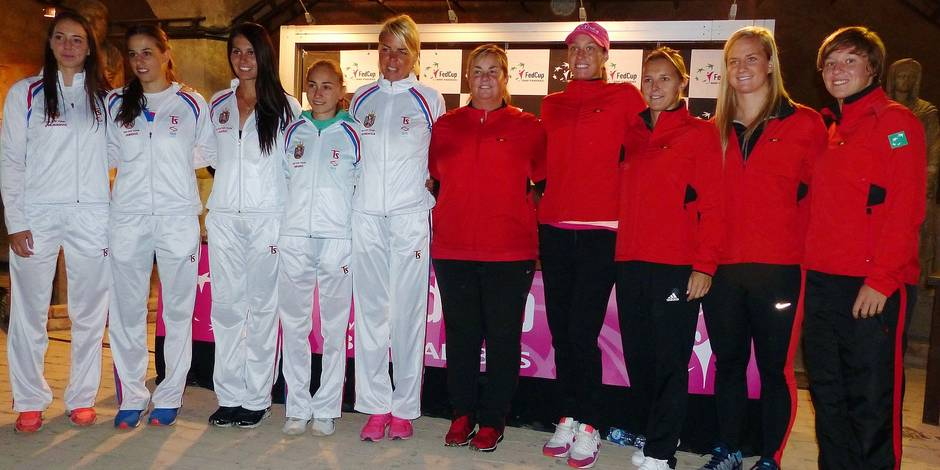 """Fed Cup: """"Une occasion immanquable"""""""
