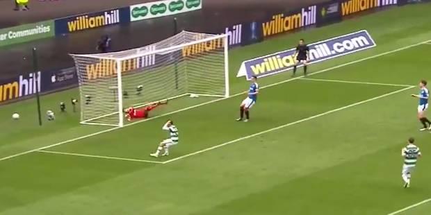 Coupe d'Ecosse: l'énorme raté de Patrick Roberts dans le derby de Glasgow (VIDEO) - La DH